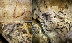 Grotte Chauvet, Ardeche Region, France