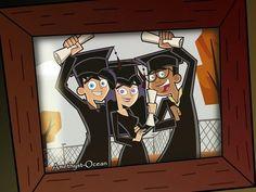 Graduation Danny Phantom