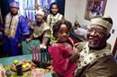 """The 3rd day of Kwanzaa is Ujima (Dec. 28th) which in Kiswahili means, """"Collective work & responsibility"""".  To build and maintain our community together and make our Brother's and Sister's problems our problems and to solve them together.  Happy Kwanzaa (Heri Za Kwanzaa) from The African History Network. Habari Gani? (What's the news) Kwanzaa is an African American and Pan-African cultural holiday (not religious holiday) which celebrates family, community and culture. Celebrated from December…"""