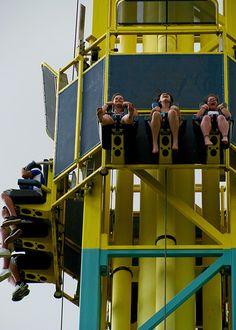 Amusement Park No. 9 by jtuason, via Flickr