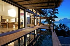 Swimming Pool-deck