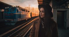 The train coming soon by Anton Muhin on 500px