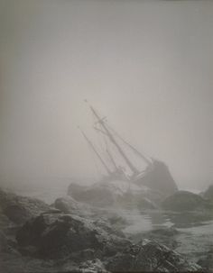 There is always a possibility of a Ship Wreck