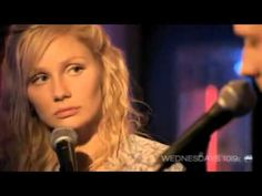 """Sam Palladio & Clare Bowen...I loooove them! (Scarlett & Gunnar, from Nashville)- """"If I didn't know better""""  If you haven't downloaded the entire Nashville cast sdk...do it now!!! It's pretty fantastic. Such a talented cast! Clare Bowen's voice is angelic!"""