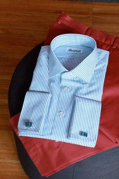 https://www.facebook.com/media/set/?set=a.10153446525449844.1073742490.94355784843&type=1  #fashion #style #menswear #mensfashion #mtm #madetomeasure #buczynski #buczynskitailoring #shirts #casualsets #albinisumisura #tailoring #loropiana #chino