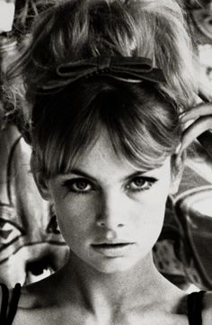 Jean Shrimpton 1962