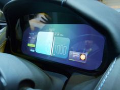 CES 2016: LeTV offers a glimpse at its EV HMI tech - Car Design News