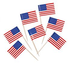 American Flag Toothpicks - Pkg of 500 - Cute for Cupcakes! Darice http://www.amazon.com/dp/B003FCPJMY/ref=cm_sw_r_pi_dp_s9d-tb0K4YV1H