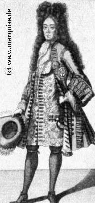 Early Eighteenth Century Fashion | 18th century male fashion of the 18th century part one