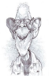 Artist:Jan Op De Beeck     Caricature:Al Jaffee
