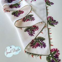 Needle Lace, Lace Knitting, Hand Embroidery, Needlework, Diy And Crafts, Crochet, Inspiration, Instagram, Lace
