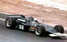 1971 Indy 500 Mark Donahue