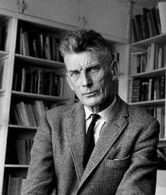 Words are all we have (Samuel Beckett)