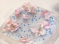 How to dry flowers using silica gel beads