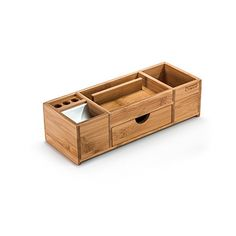 Prosumer's Choice Bamboo Office Caddy and Desk Organizer ... https://www.amazon.com/dp/B06W5P743K/ref=cm_sw_r_pi_dp_x_isGfzbPRTXB7J