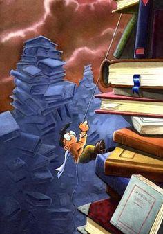 Les livres vus par Luc Turlan
