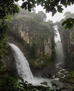Water Fall, Veracruz - Mexico