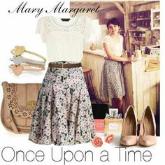 Once Upon A Time- Cute for Spring