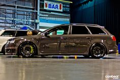 Audi Avant on concave Rotiform IND's