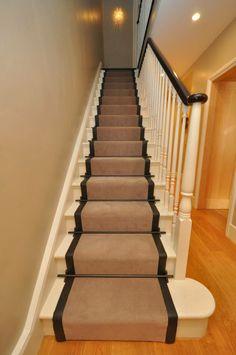 Best 53 Best Stairs Hallway Landing Carpets Images Beige 400 x 300