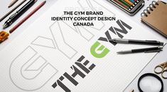 I subscribe to the belief that type design takes a lifetime to master... florinchitic.com/the-gym-brand-… #gym #training #brand #branding #concept #lettering #typography #canadianbrand #Alberta #green #grey #logo #LogoDesign #graphicdesign #freelance #Commision