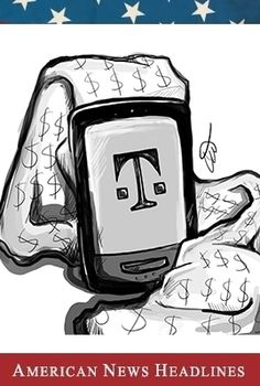 #FTC Accuses T-Mobile of Adding Fake Charges to Consumers' Bills #newsart