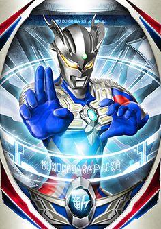 Ultraman Zero Vintage Cartoon, Cartoon Tv, Ultraman Tiga, Fusion Card, Kamen Rider Decade, Ultra Series, Cosmic Art, We Bare Bears, Anime