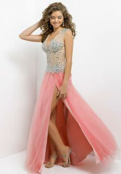 Blush 9729 at Prom Dress Shop - Prom Dresses @ PromDressShop.com #prom #promdresses #prom2014 #dresses