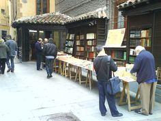 Librería de San Ginés (febrero 2008)