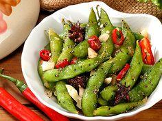 Appetizer - Edamame #Taiwan #food