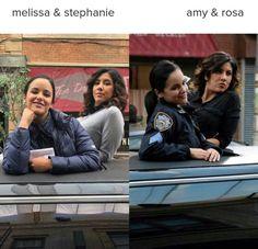 Brooklyn Nine-Nine - Best Tv Shows, Favorite Tv Shows, Movies And Tv Shows, Brooklyn Nine Nine Rosa, Jake And Amy, Andy Samberg, Friends Tv Show, Steven Universe, Divas