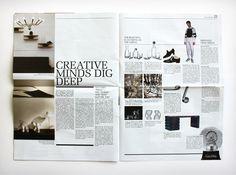 WIEN JOURNAL by SEITE ZWEI - Bureau für Design , via Behance