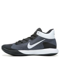 df26e4f95ab Nike Men's KD Trey 5 V Basketball Shoes (Black/White) Gray Nike Shoes