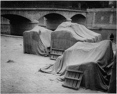 """""""Quai de Bercy, Paris"""". Paris, Centre Pompidou - Musée national d'art moderne - Centre de création industrielle - Photo (C) Centre Pompidou, MNAM-CCI, Dist. RMN-Grand Palais / Georges Meguerditchian"""