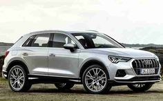 Audi The new generation of Audi's compact SUV has been. - Auto Show 2020 Audi Q3, Audi Sedan, Chevrolet Trailblazer, Mitsubishi Pajero, Nissan, Carros Audi, Toyota, Black Audi, Dual Clutch Transmission