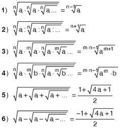 köklü sayılar formülleri - Google'da Ara