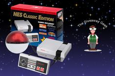 Enter to Win - Nintendo NES Classic Edition Giveaway! Enter daily for a chance to win at The Giveaway Geek! The giveaway ends August Nintendo Nes Classic Edition, Sign Off, Romance Authors, Gift Card Giveaway, Bright Ideas, Free Stuff, Bird Feathers, Have Fun, Birds