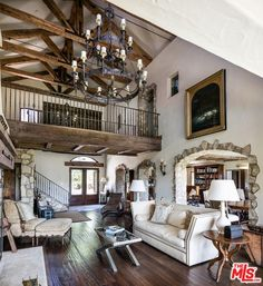 Mel Gibson lists manor house in mountains above Malibu Mel Gibson, Gibson Home, Malibu Mansion, Stone Archway, Interior Decorating, Interior Design, Decorating Ideas, Celebrity Houses, Celebrity News