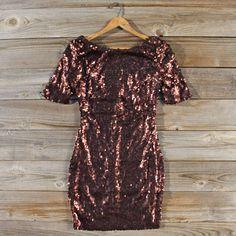 Glitter, Sequins, NYE Dress