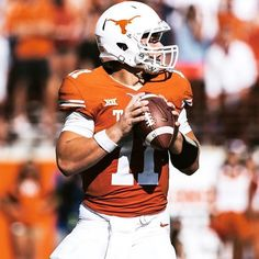 Sam Ehlinger Texas Longhorns Football, Ut Longhorns, Naruto Wallpaper, 4 Life, College Football, Football Helmets, Fan, Games, Sports