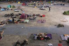 Μέσα στο στάδιο του Tαε Κβο Ντο. Η εκκένωση μέχρι την Τετάρτη και η συνάντηση Μουζάλα με δημάρχους