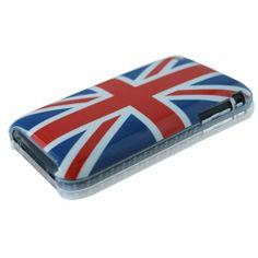 Black Friday British flagNational Flag Hard Case Cover For Apple iPhone 3G 3GS England British from Bonamart