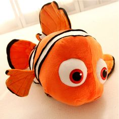 $5.98 (Buy here: http://appdeal.ru/5mz8 ) New Finding Nemo 23CM Movie Cute Clown Fish Stuffed Animal Soft Plush Toy Plush Doll Baby Birthday/Christmas Gift Free Shipping for just $5.98