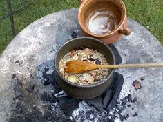 Viking Food Guy - Recreating the food and drink of the Viking Age (and others)