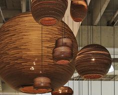 """""""Scraplights"""" by design studio Graypants, definitely increasing their success and stand size."""