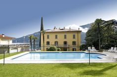Villa Lago di Como is a luxury holiday rental in the charming village of Limonta along the breathtaking lake shore of Bellaggio, on the Como lake.