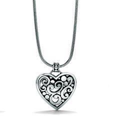 Contempo Heart Necklace....Got it!