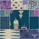 Dreamer Fat Quarter Bundle in Midnight Dream
