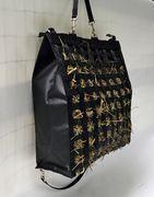 THE NIBBLENET® 9-Inch slow feeding hay bag.