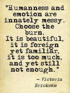 Victoria Erickson (fb: Victoria Erickson, writer) (Instagram: Victoria1031)